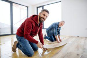 vinyl flooring contractor
